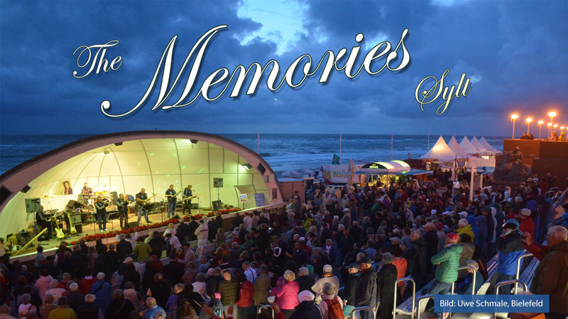 The Memories - Traummelodien von Sylt